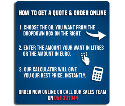 HOW TO GET QUOTE AND ORDER ONLINE