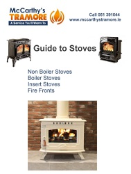 McCarthys guide to Choosing a Stove s