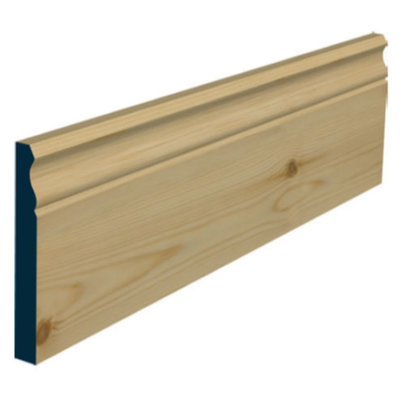 Skirting Board 6 Quot Moulded Mccarthys Fuels Amp Builders