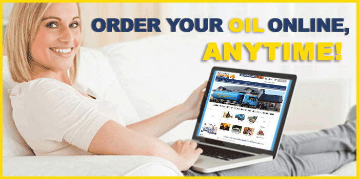 Order Oil Online Anytime from Tramore Oil
