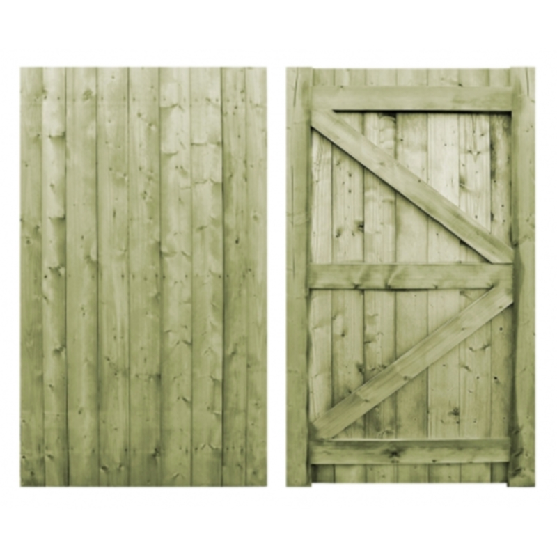 Timber Side Gates McCarthys Fuels Builders Providers