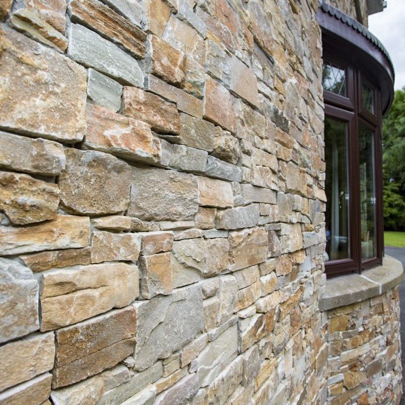 Quartz Z Stone Cladding Mccarthys Fuels Amp Builders