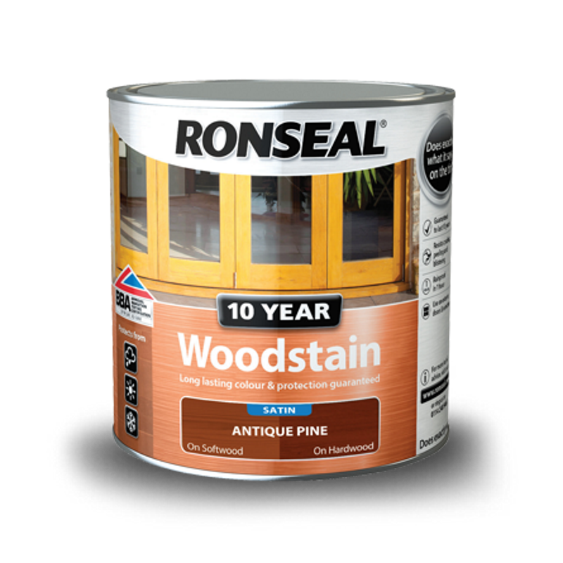 Ronseal 10 Year Wood Stain Mccarthys Fuels Amp Builders